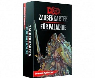 Dungeons & Dragons - Zauberkarten für Paladine - DE 9781945625848