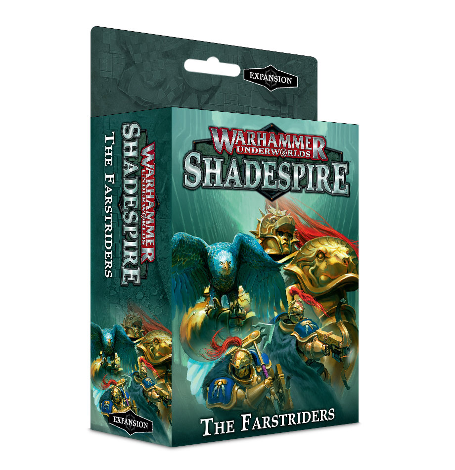 Warhammer Underworlds: Shadespire – Die Weitläufer (Deutsch) - Games Workshop