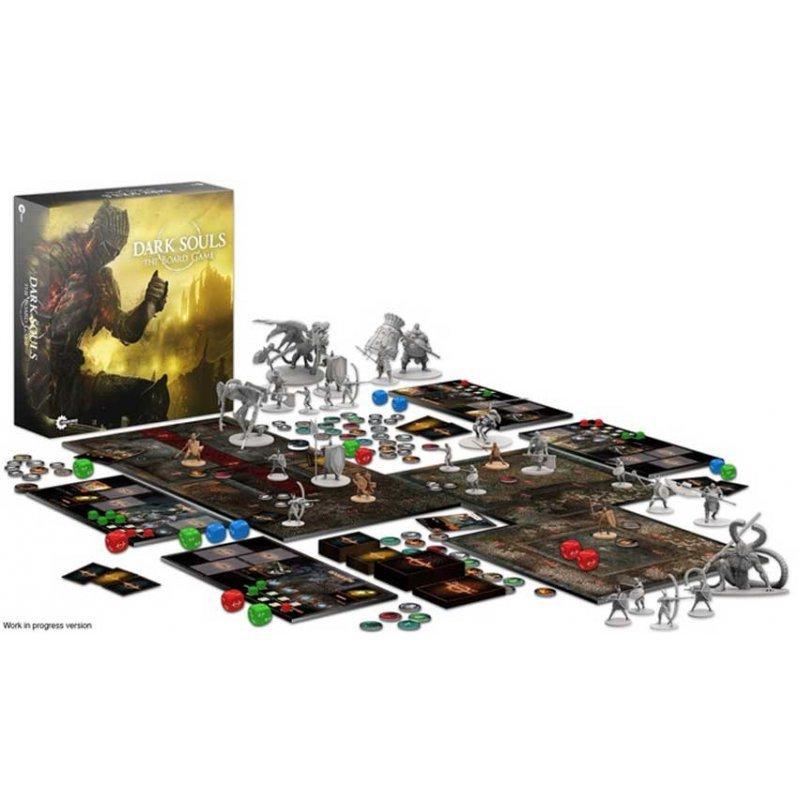 Dark Souls The Board Game (EN) - Brettspiel SFDS001