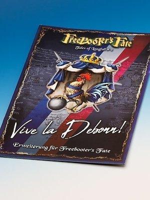 Tales of Longfall 4 - Vive la Debonn Erweiterungsbuch - Freebooter's Fate - deutsch