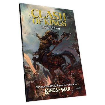 Clash of Kings 2018 (English) - Erweiterung - Kings of War