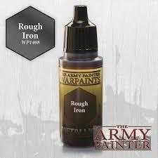 Rough Iron - Army Painter Warpaints WP1468