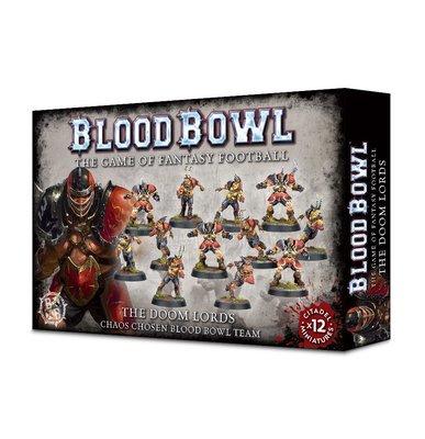 Doom Lords - Blood Bowl - Games Workshop