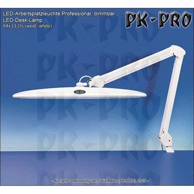 LightCraft Professional LED Task Lamp - Tageslicht Tischlampe