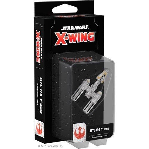 Star Wars X-Wing X-Wing BTL-A4-Y-Flügler (2.Ed D) FFGSWZ13