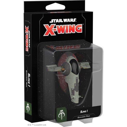Star Wars X-Wing 2nd Edition Slave 1 Expansion Pack - EN FFGSWZ16e