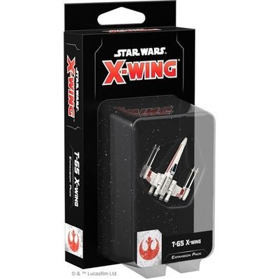 Star Wars X-Wing 2nd Edition T-65 X-Wing Expansion Pack - EN