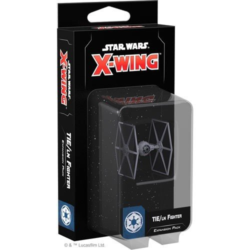 Star Wars X-Wing 2nd Edition TIE/ln Fighter Expansion Pack - EN FFGSWZ14e