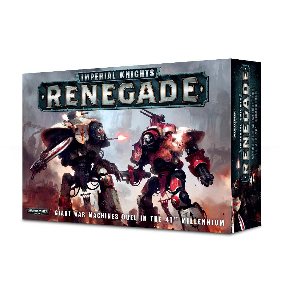 Imperial Knights: Renegade (Deutsch) - Imperial Knights - Warhammer 40.000 - Games Workshop