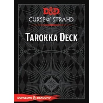 Dungeons & Dragons - Curse of Strahd: Tarokka Deck (54 Cards) - EN 9420020231177