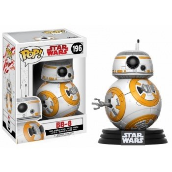 Funko POP! Star Wars Episode 8 The Last Jedi - BB-8 Bobble Head 10cm FK14746