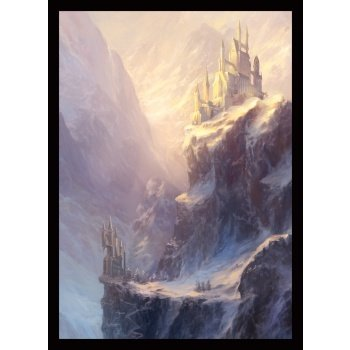 Standard Sleeves -Veiled Kingdoms: Vast (50 Sleeves) - Legion
