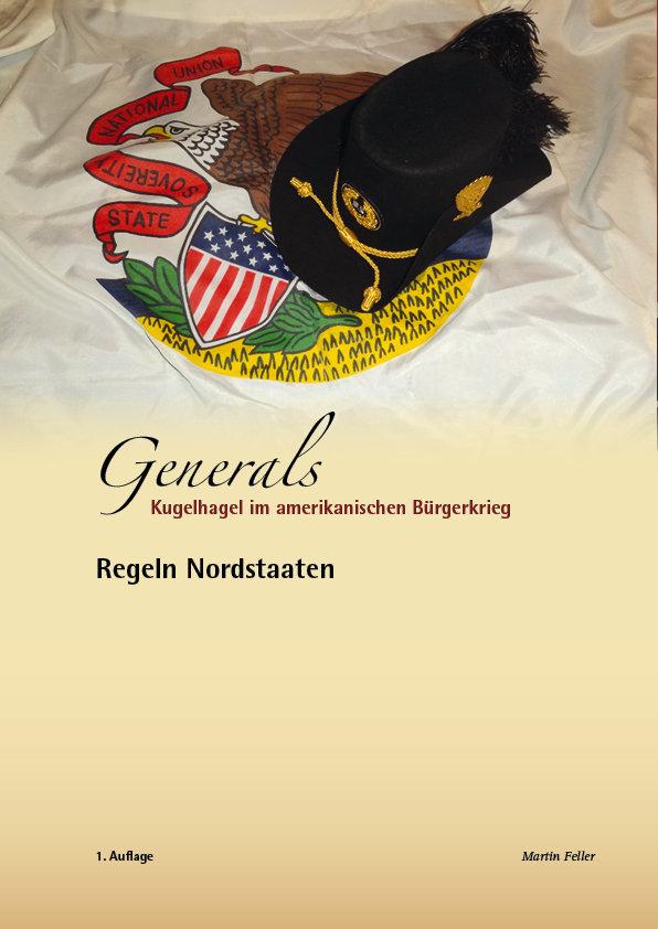 Kugelhagel Generals - Martin Feller