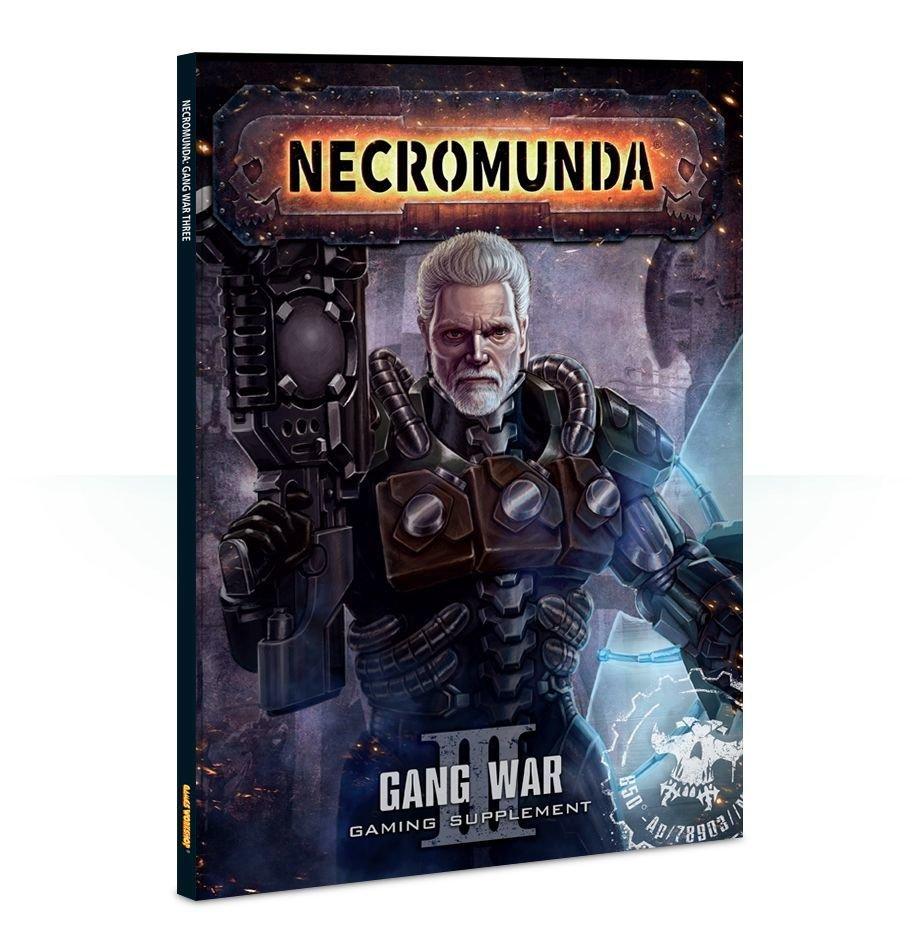 Necromunda: Gang War 3 (Englisch) - Games Workshop 60040599014