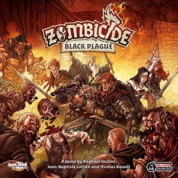 Zombicide: Black Plague - EN GUGGUF001