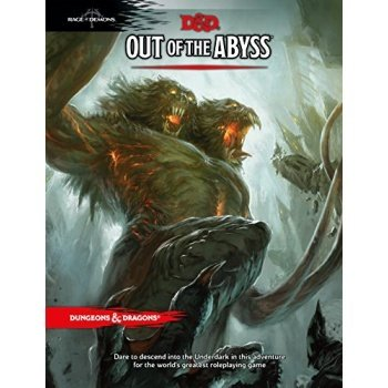 D&D Dungeons&Dragons - Out of the Abyss WTCB24390000