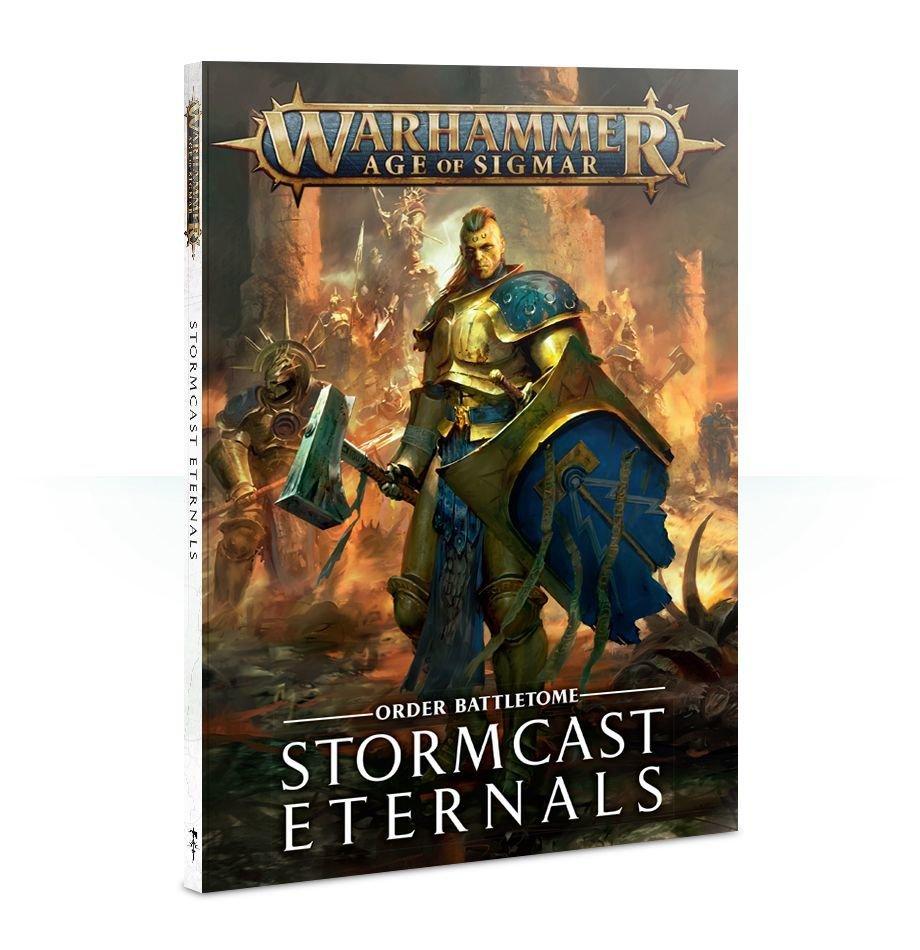 Battletome: Stormcast Eternals (SB) Deutsch - Warhammer Age of Sigmar - Games Workshop