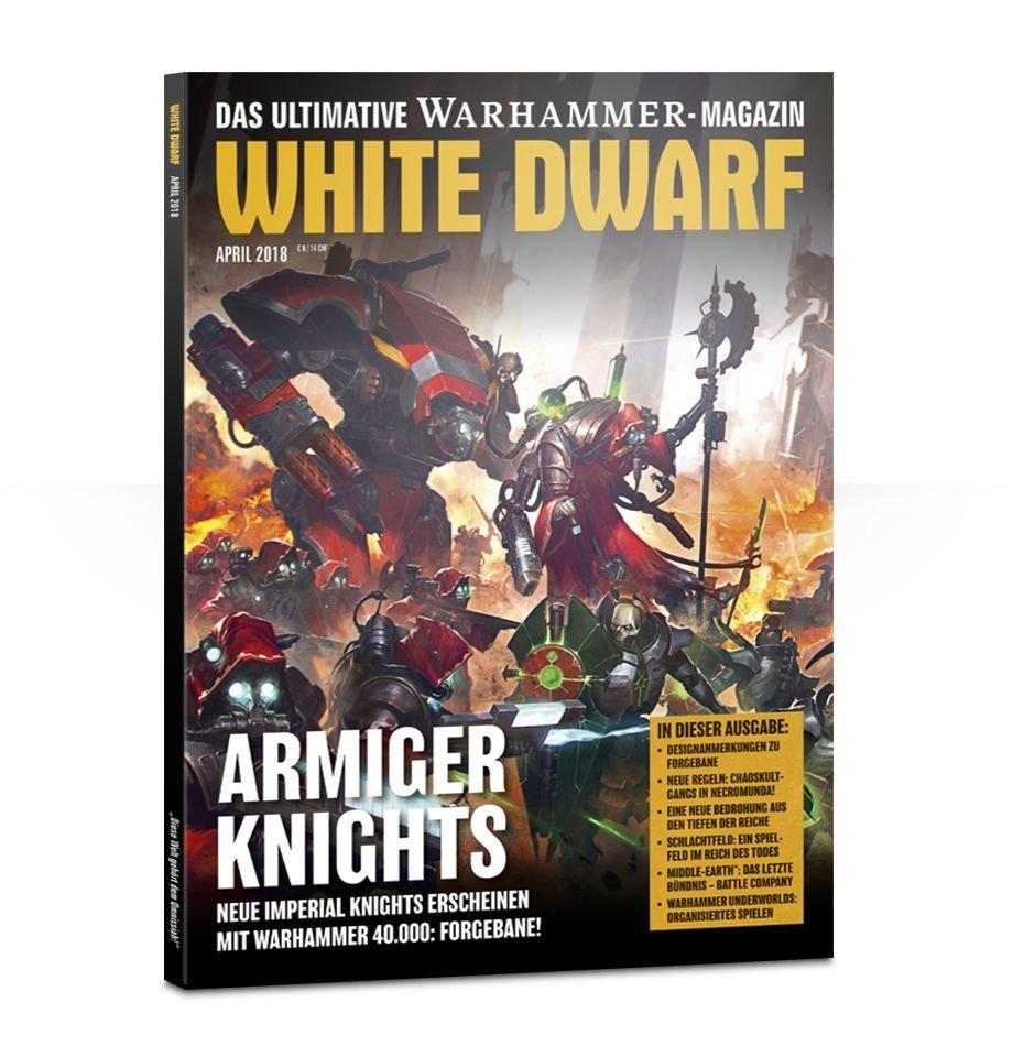 White Dwarf April 2018 (Deutsch) - Games Workshop whitedwarf-2018-4