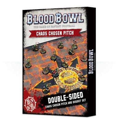 Blood Bowl Chaos Chosen Pitch & Dugout (Englisch) - Blood Bowl - Games Workshop