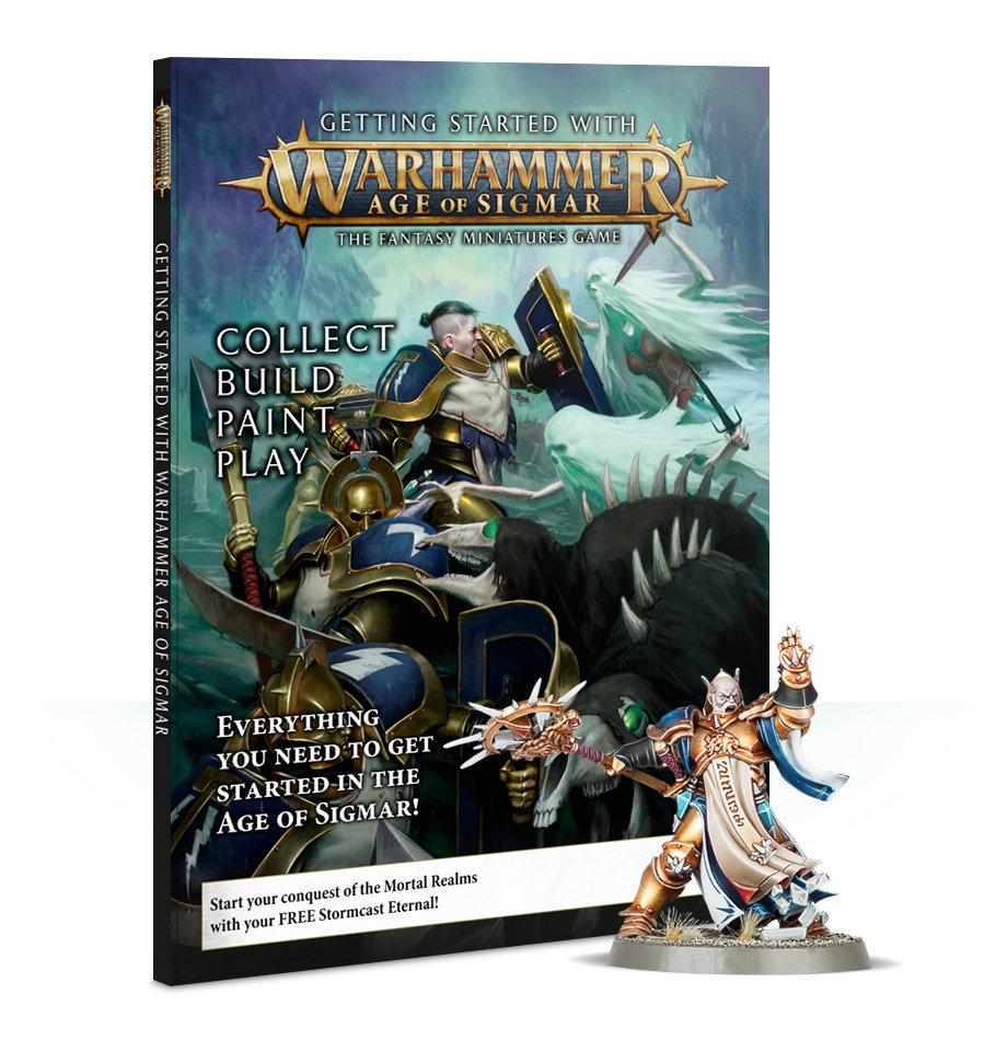 Getting Started With Warhammer Age of Sigmar (Englisch) - Einsteigerleitfaden