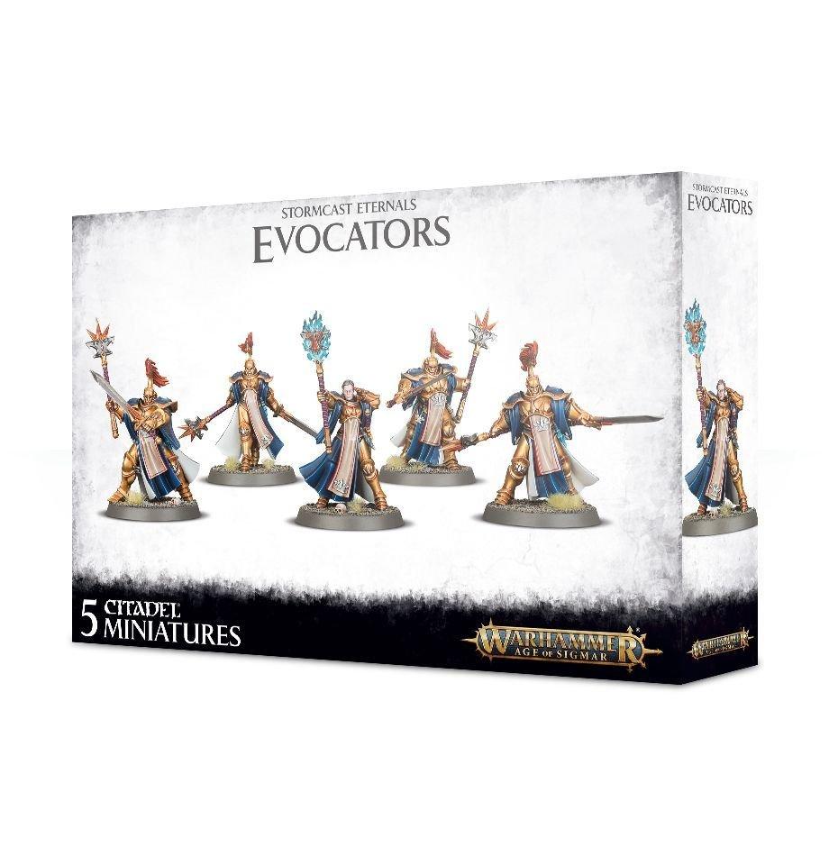 Evocators - Stormcast Eternals - Age of Sigmar - Games Workshop 99120218039