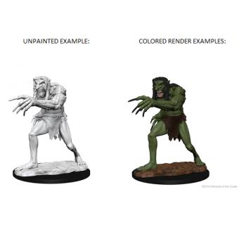 D&D Nolzur's Marvelous Miniatures - Troll WZK72573