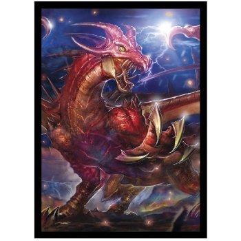 Standard Sleeves - Draka, Dragon Tyrant (60 Sleeves) - Legion