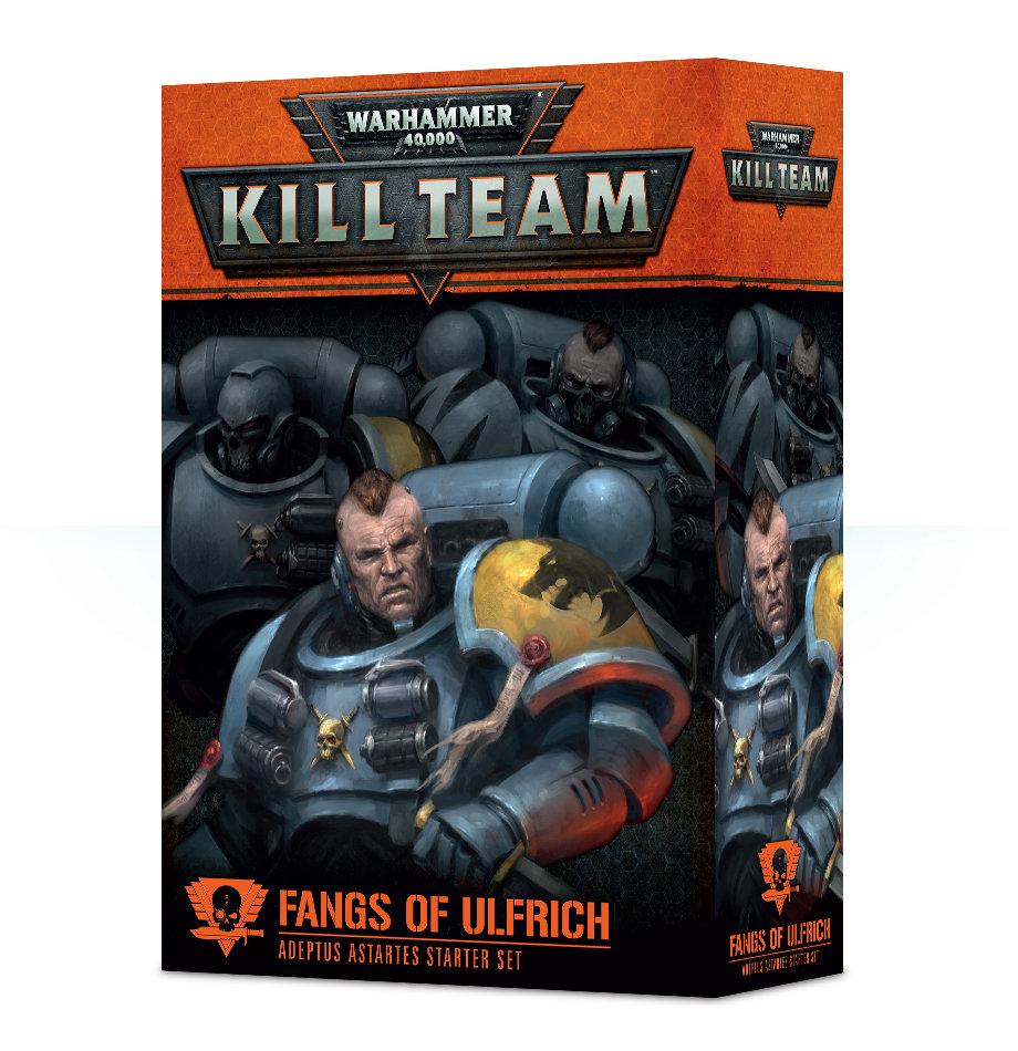 KILL TEAM: FANGS OF ULFRICH (ENGLISH) - Warhammer 40K - Games Workshop 60120601001