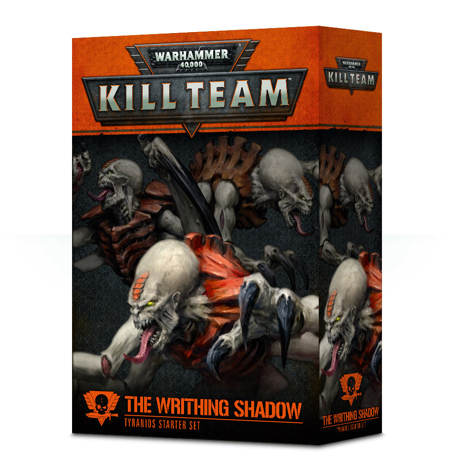 KILL TEAM: THE WRITHING SHADOW (ENGLISH) - Warhammer 40K - Games Workshop 60120606001