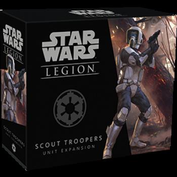 Star Wars Legion -Scout Troopers Scout Troopers • Erweiterung DE/IT - Fantasy Flight Games FFGSWL19deutsch
