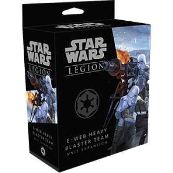 Star Wars Legion - E-Web Heavy Blaster Team Unit Expansion - EN - Fantasy Flight Games FFGSWL15