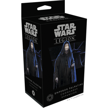 Star Wars Legion - Emperor Palpatine Unit Expansion - EN - Fantasy Flight Games