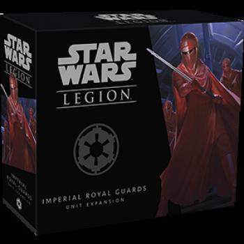 Star Wars Legion - Royal Guard Ehrengarde - DEUTSCH - Fantasy Flight Games FFGSWL23d