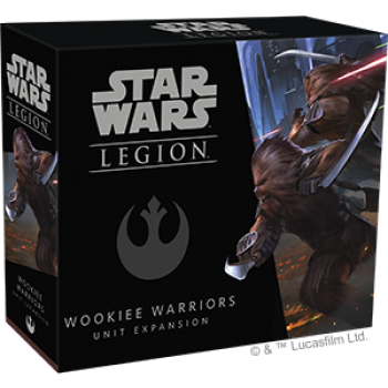 Star Wars Legion - Wookiee Warriors Unit Expansion - EN - Fantasy Flight Games FFGSWL25