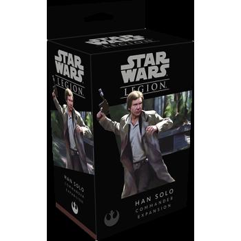 Star Wars Legion - Han Solo Commander Expansion - Deutsch - Fantasy Flight Games