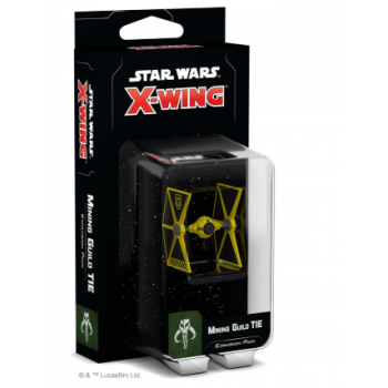 Star Wars X-Wing: Mining Guild TIE Expansion - EN