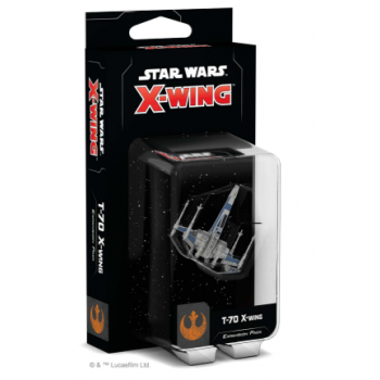 Star Wars X-Wing: T-70 X-Wing Expansion Pack - EN