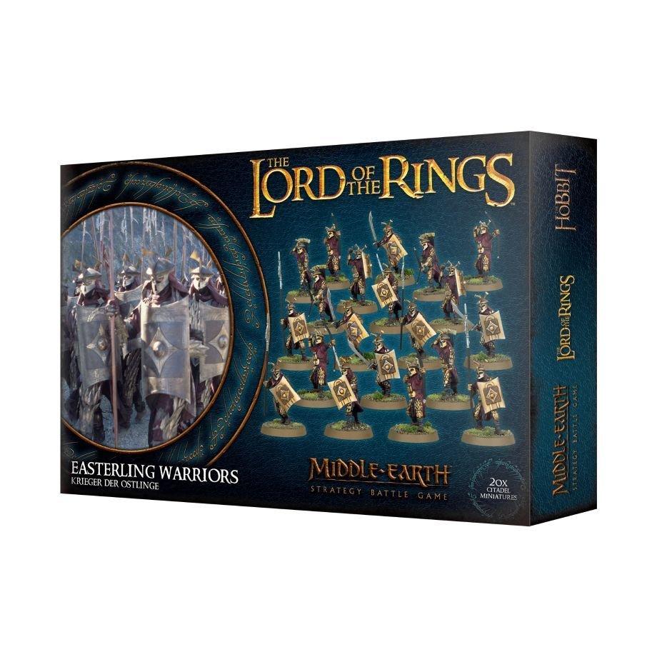 KRIEGER DER OSTLINGE - Lord of the Rings - Games Workshop 99121464018