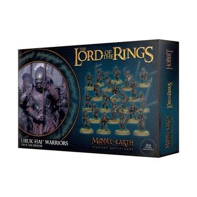 LOTR: URUK-HAI KRIEGER - Lord of the Rings - Games Workshop