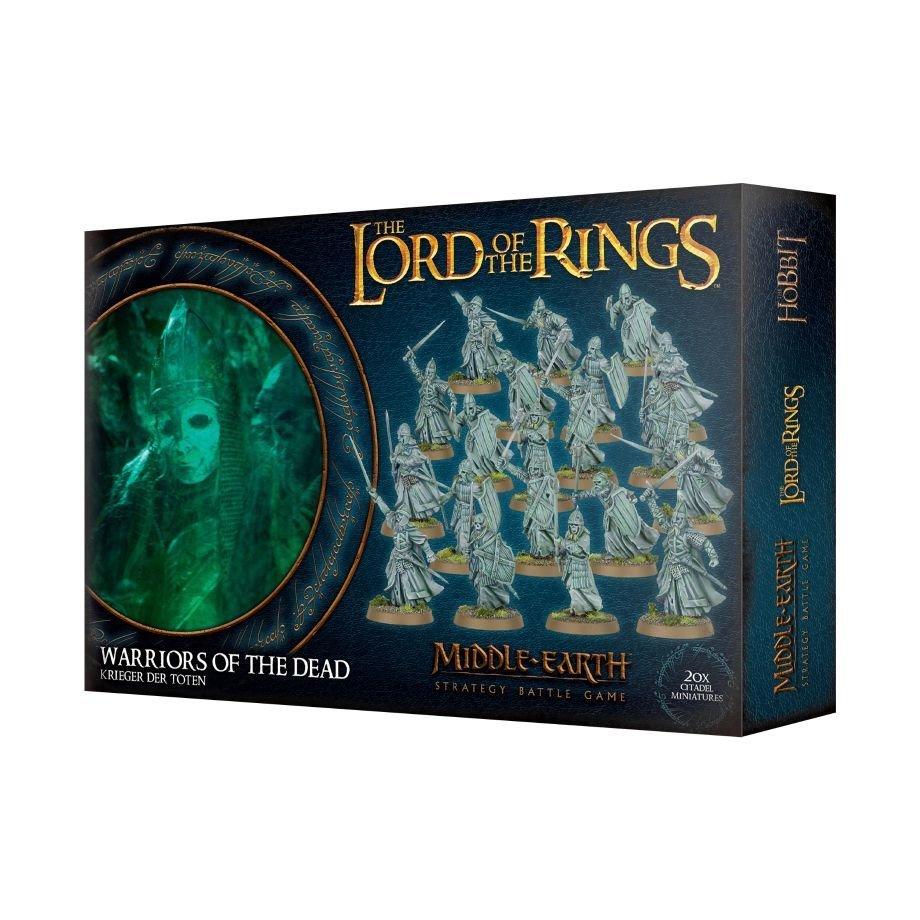 LOTR: KRIEGER DER TOTEN - Lord of the Rings - Games Workshop 99121466011
