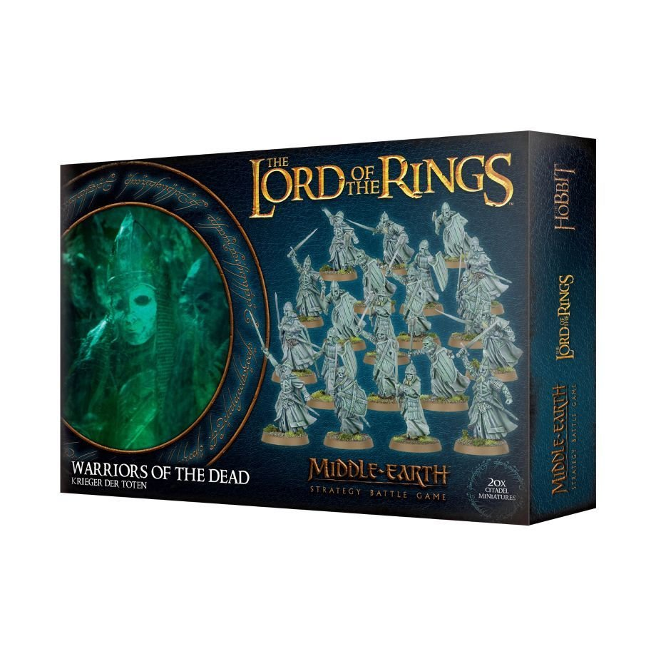 LOTR: KRIEGER DER TOTEN - Lord of the Rings - Games Workshop