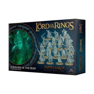 LOTR: KRIEGER DER TOTEN - Lord of the Rings - Games Workshop