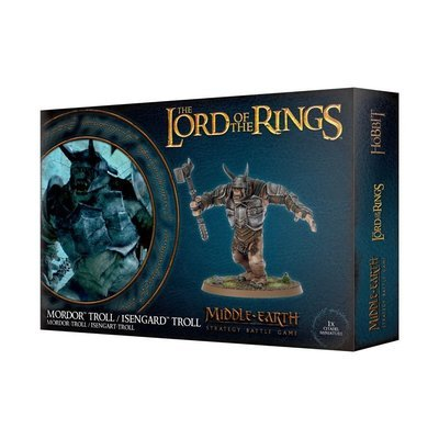 LOTR: MORDOR-TROLL / ISENGART-TROLL - Lord of the Rings - Games Workshop