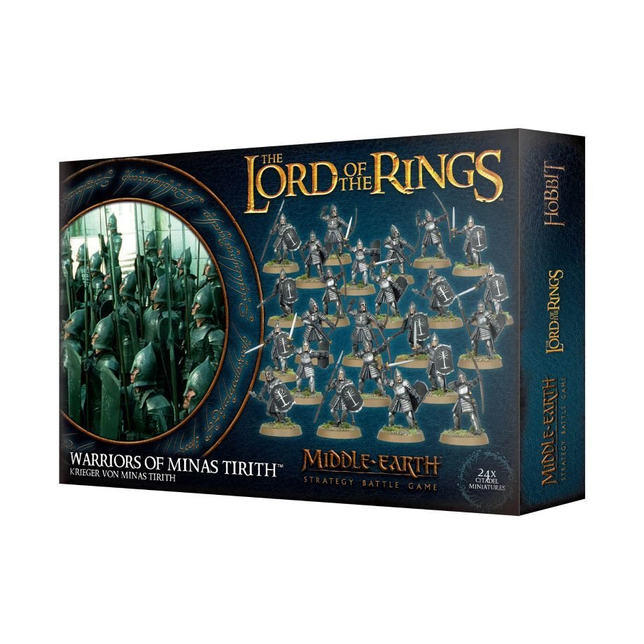 LOTR: KRIEGER VON MINAS TIRITH - Lord of the Rings - Games Workshop 99121464016