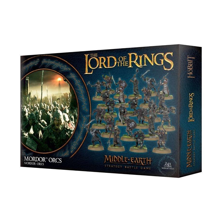 LOTR: MORDOR-ORKS - Lord of the Rings - Games Workshop 99121462015