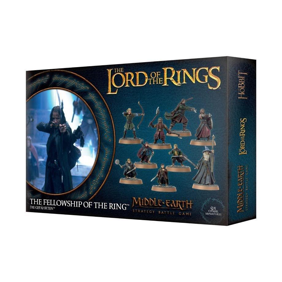 THE LORD OF THE RINGS: DIE GEFÄHRTEN - Lord of the Rings - Games Workshop 99121499033