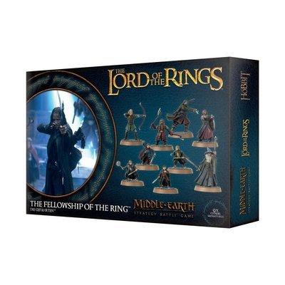 THE LORD OF THE RINGS: DIE GEFÄHRTEN - Lord of the Rings - Games Workshop