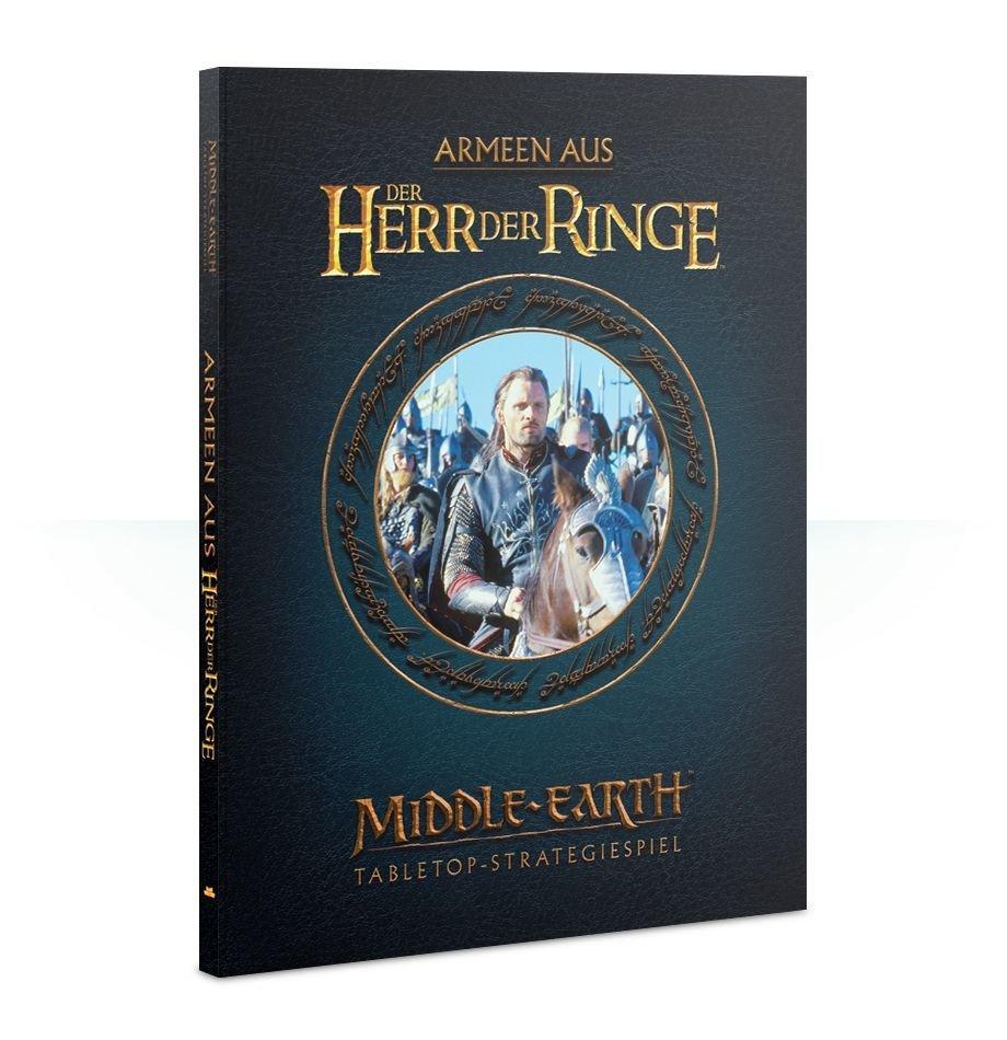 ARMEEN AUS DER HERR DER RINGE - Lord of the Rings LotR - Games Workshop 04041499040