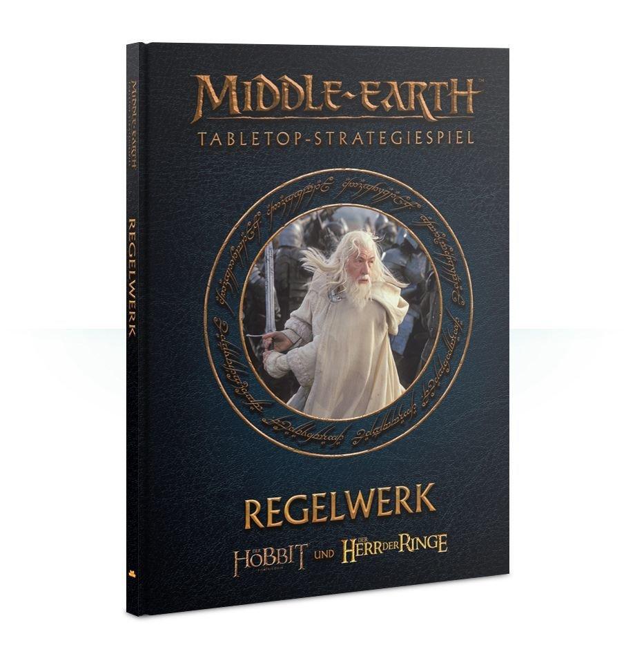 MIDDLE-EARTH T-S REGELWERK (DEUTSCH) - Lord of the Rings - Games Workshop 04041499039