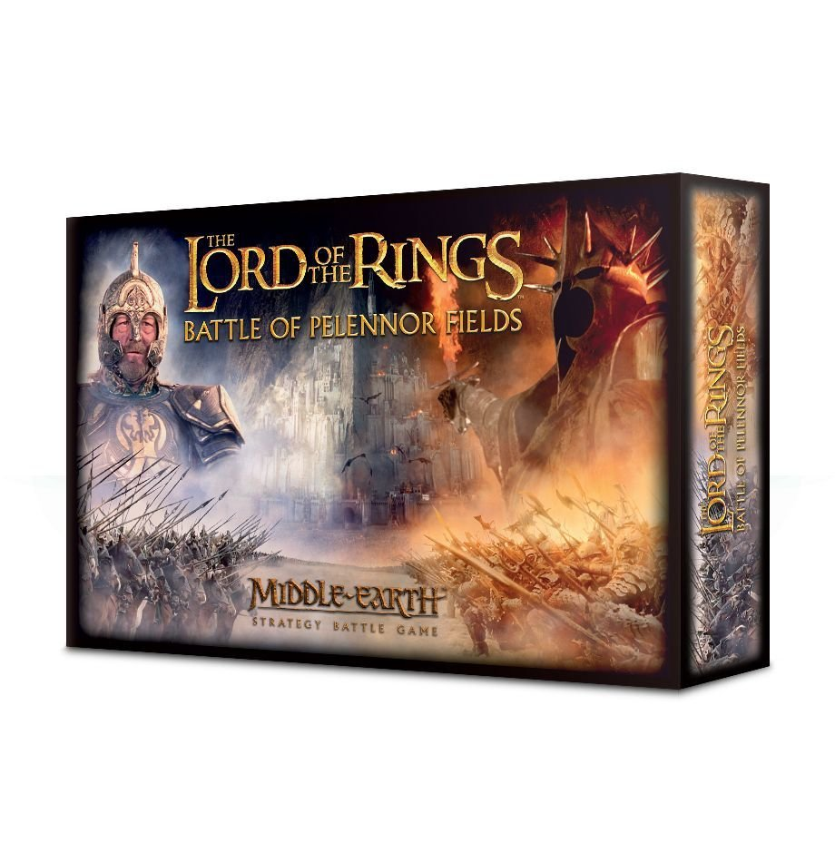 LOTR: BATTLE OF PELENNOR FIELDS (DEU) - Lord of the Rings - Games Workshop 04011499008